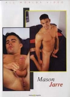 Mason Jarr, Blueboy, January 1998. Photo credit All Worlds Video.